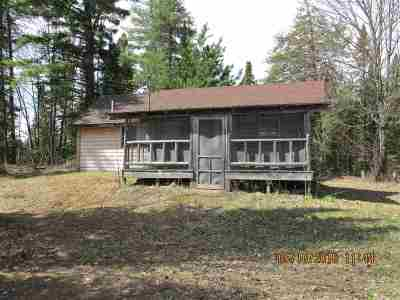 Ishpeming MI Single Family Home For Sale: $95,000