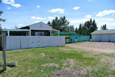 Gwinn Single Family Home Pending w/Contingency: 597 E M35