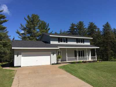 Ishpeming Single Family Home For Sale: 57 North Camp Rd