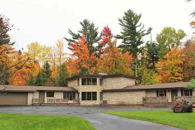 Marquette Single Family Home For Sale: 1075 Ortman Rd