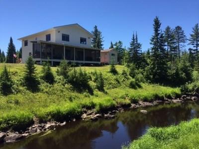 Ishpeming Single Family Home For Sale: 14851 Co Rd Cs