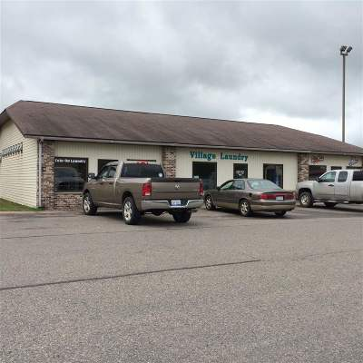 Ishpeming Commercial For Sale: 1035 Country Ln #Plaza #6