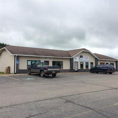 Ishpeming Commercial For Sale: 1040 Country Ln #Plaza #7