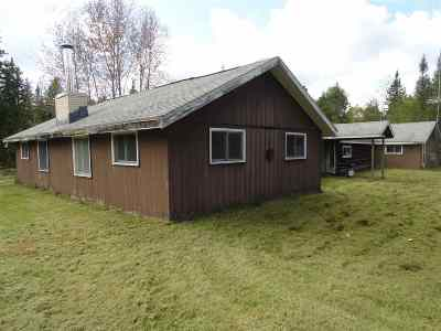 Marquette County Single Family Home For Sale: 120 Acres Ross Grade