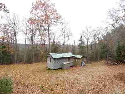 Ishpeming Residential Lots & Land For Sale: 80 Acres Co Rd Gga (Aka Red Rd)
