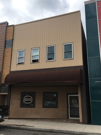 Ishpeming Commercial For Sale: 216 S Main St