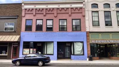 Ishpeming Commercial For Sale: 114 S Main