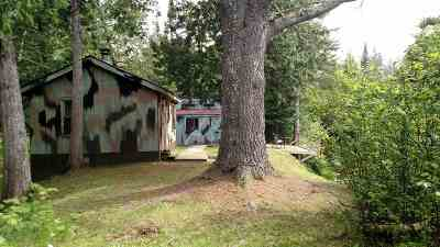 Gwinn Single Family Home For Sale: 1750 S Iron Pin