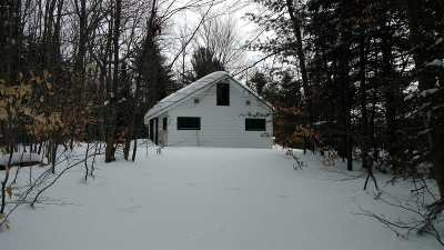 Munising Single Family Home Pending w/Contingency: N9798 Ross Lake Rd