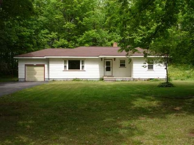 Munising Single Family Home For Sale: E9506 Prospect