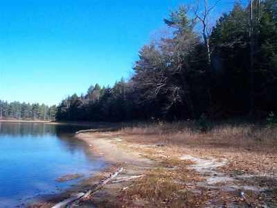 Munising Residential Lots & Land For Sale: E Sister Lake Rd #D