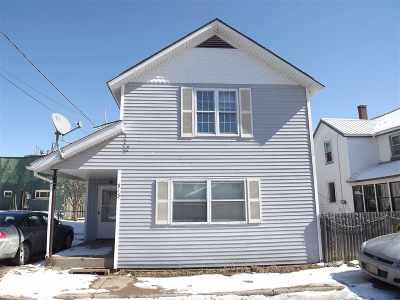 Ishpeming Single Family Home For Sale: 313 S Lake St