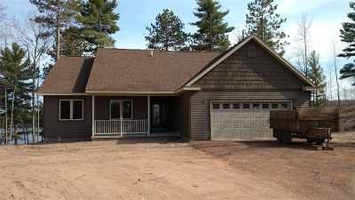 Marquette MI Single Family Home For Sale: $499,900