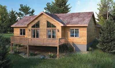 Marquette Single Family Home For Sale: Forestville Basin Tr #21
