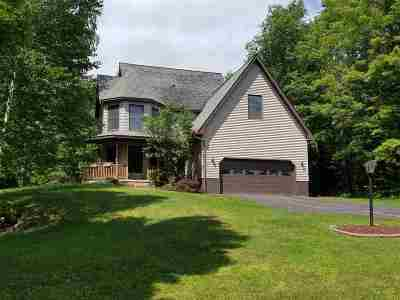 Ishpeming Single Family Home Price Change: 1088 Highland Dr