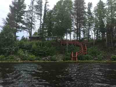 Ishpeming Single Family Home For Sale: 68 Road Four