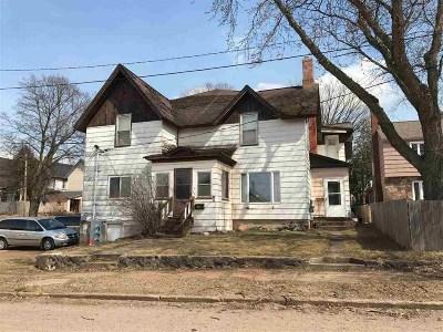 Ishpeming Multi Family Home For Sale: 116 Oak St