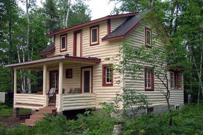 Gwinn Single Family Home For Sale: 850/860 N Horseshoe Lake Ln