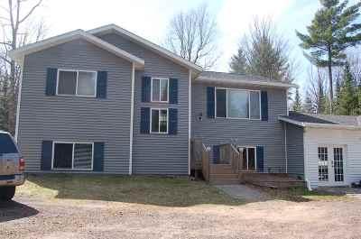 Gwinn Single Family Home For Sale: 335 S Co Rd 557