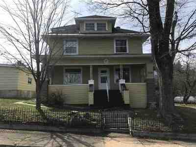 Michigamme Single Family Home For Sale: 113 N Brook