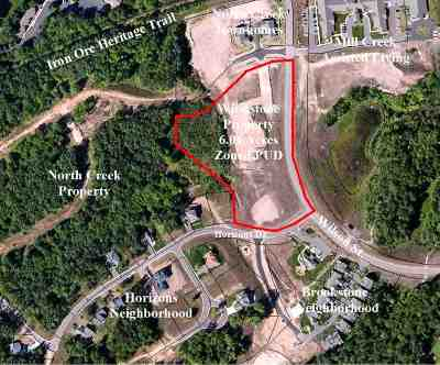 Marquette MI Residential Lots & Land For Sale: $900,000