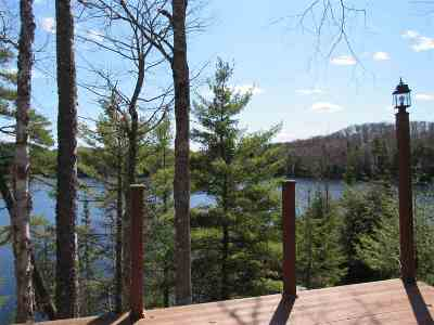 Michigamme Single Family Home For Sale: 528 Cardinal Red Rd #Lat 46.5