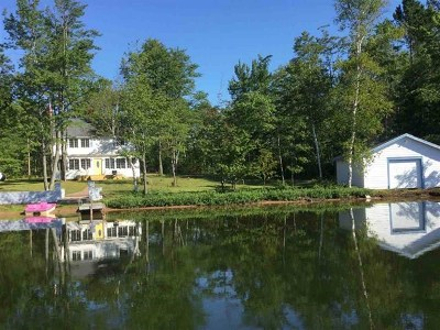 Marquette County Single Family Home For Sale: 995 E Mehl Lake Ln