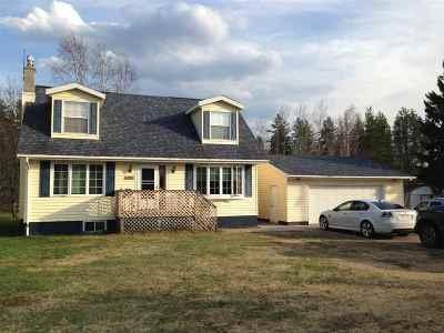 Ishpeming Single Family Home For Sale: 6195 Co Rd Cd