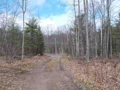 Negaunee Residential Lots & Land For Sale: 36.3 Acres Maas St