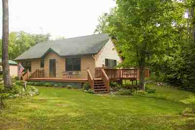 Negaunee Single Family Home For Sale: 10 Finch Dr