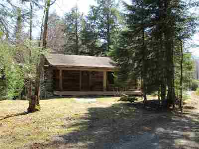 Michigamme Single Family Home For Sale: 27337 N Fence Lake Dr #Lat 46.4