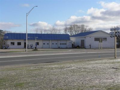 Ishpeming Commercial For Sale: 615 Us41