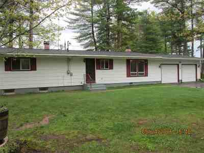 Michigamme MI Single Family Home For Sale: $210,000