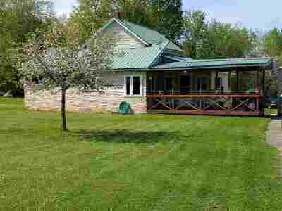 Ishpeming Single Family Home For Sale: 1300 Co Rd Paa