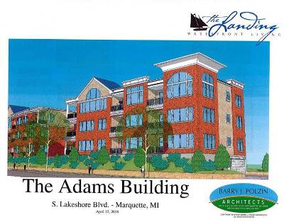 Marquette Single Family Home Pending w/Contingency: 500 S Lakeshore Blvd #16 A