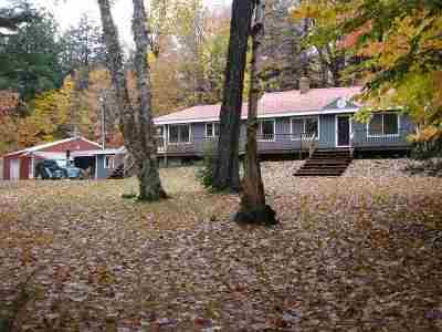 Alger County Single Family Home For Sale: N198 Corner Lake Rd
