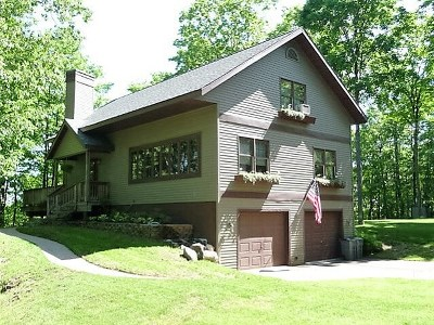 Negaunee Single Family Home Pending w/Contingency: 5 Krooks Rd