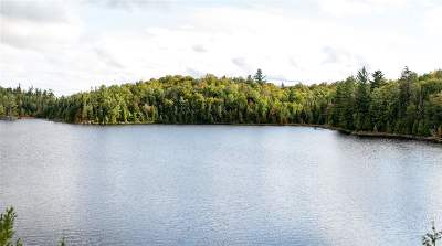 Michigamme Residential Lots & Land Pending w/Contingency: Clear Lake