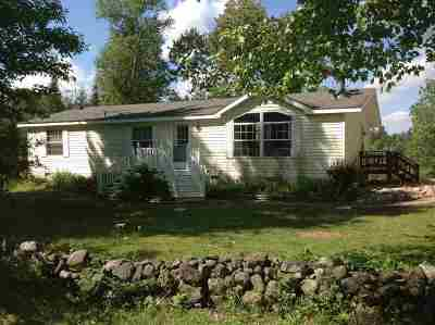 Ishpeming Single Family Home Pending w/Contingency: 675 Co Rd Cu
