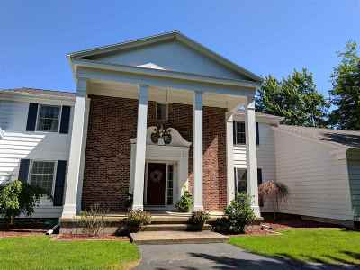 Marquette Single Family Home For Sale: 925 S Vandenboom Rd