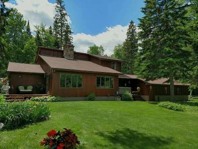 Marquette Single Family Home Pending w/Contingency: 975 Co Rd 480