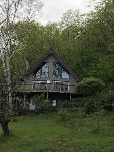 Munising Single Family Home Pending w/Contingency: 304 Oak St