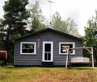 Gwinn Single Family Home For Sale: 664 N Horseshoe Lake