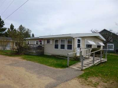 Gwinn Single Family Home For Sale: 230 N Elm