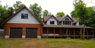 Negaunee Single Family Home Pending w/Contingency: 500 North Rd