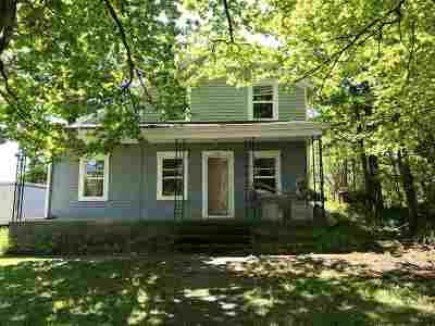 Michigamme Single Family Home For Sale: 110 W Lake St