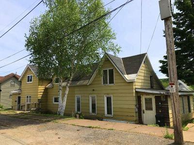 Ishpeming Multi Family Home For Sale: 708-712 E Ridge St