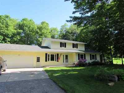 Munising Single Family Home For Sale: E9364 Shannon Dr