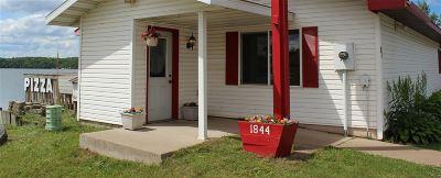 Negaunee Commercial Pending w/Contingency: 81 Croix