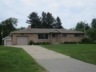 Munising Single Family Home Pending w/Contingency: E9516 Lehnen Rd